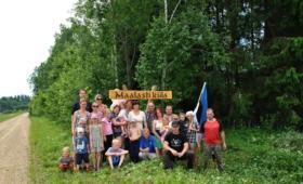 Maalasti – väikseim küla Pilistvere kihelkonnas