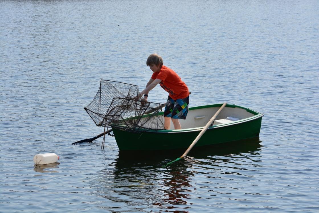 Kalapüük oma järvel