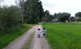Külavaheteel
