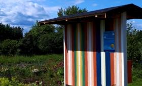 Tammispää küla uus postkastitagune