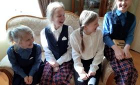 Kulina mõisas avati pärast 21-aastast vahet Kulina algkool – koduõppe vormis