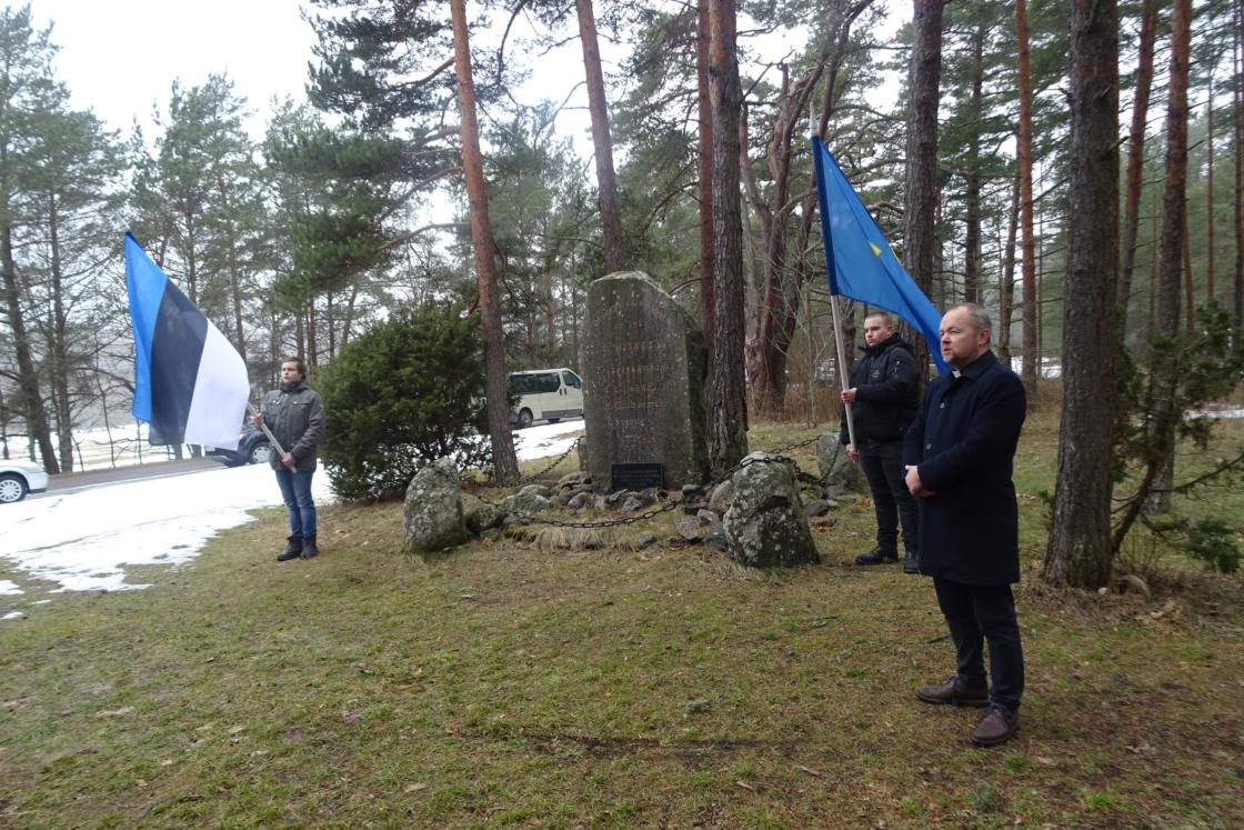 24. veebruar – Eesti Vabariigi iseseisvuspäev
