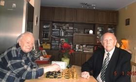 Suurmeister Paul Kerese 100. sünniaastapäev