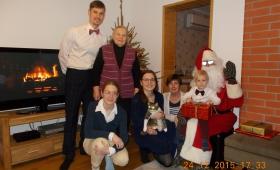 Haraldi jõulud pereringis