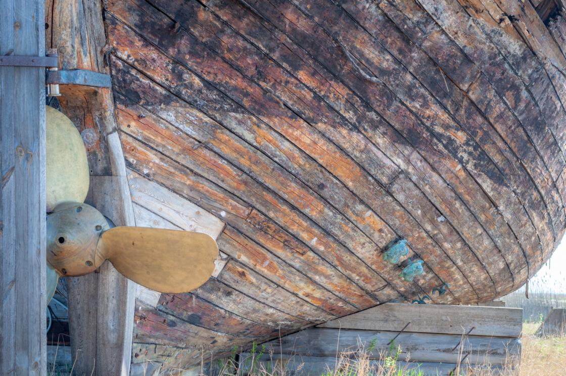 1939 valminud purjelaev Alar ehitati Hiiumaal Õngu küla rannakoplis