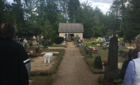Kalmistupüha Ohtu kalmistul