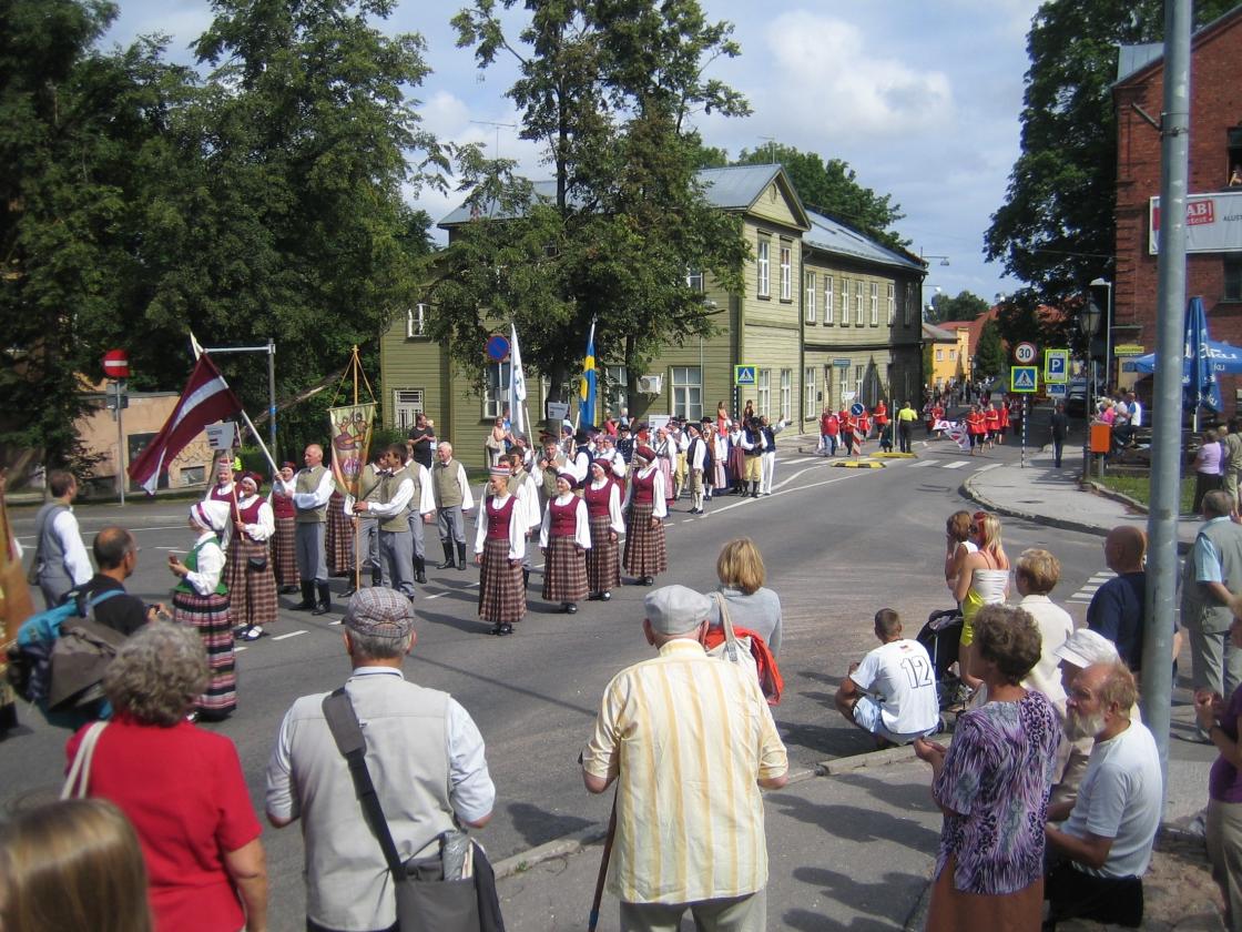 Europeade festival