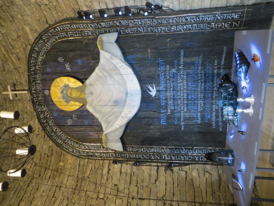 Näitus Neitsi Maarja kabelis
