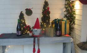 Jõuluvana majas