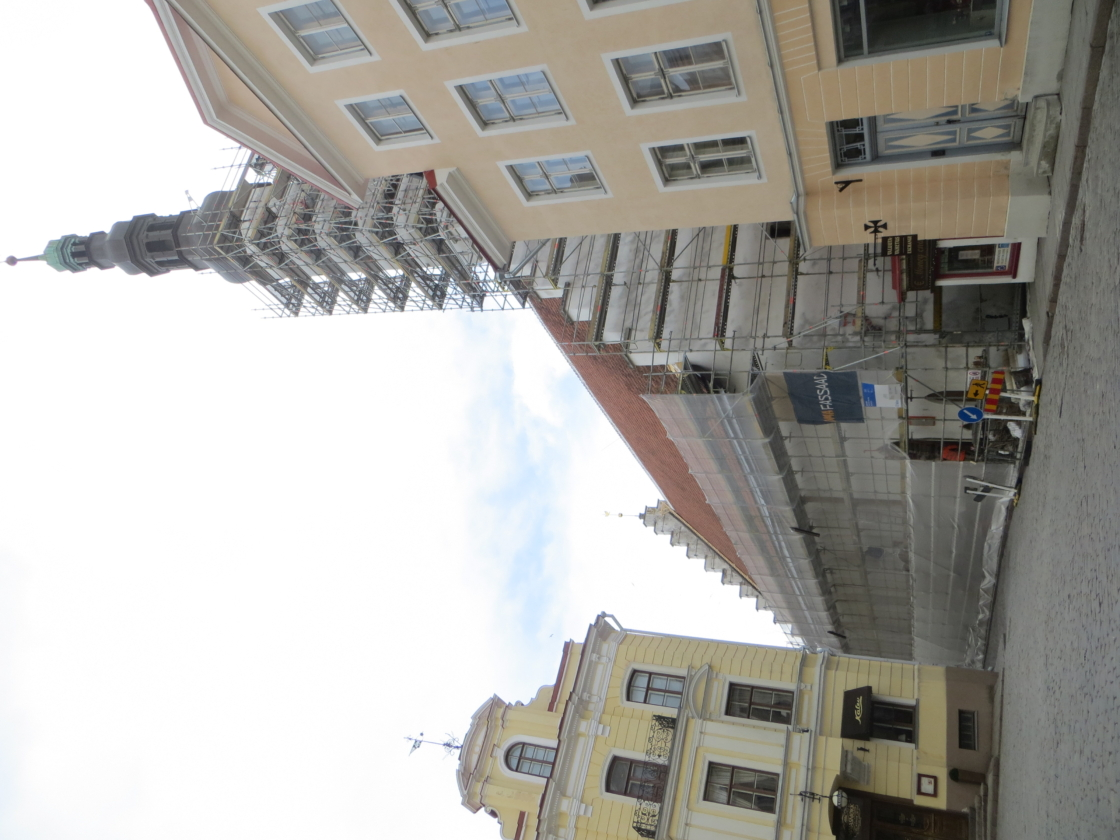 Pühavaimu kiriku remont