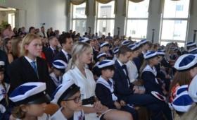 1. septembri aktus Tallinna Prantsuse Lütseumis