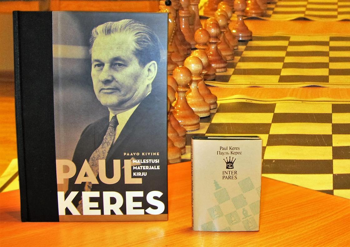 Suurim ja vähim raamat Paul Keresest