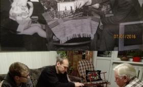 Paul Kerese 57. sünnipäeva ja 100. sünniaastapäeva pärastlõunased maletajad