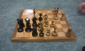 Õhtune malemäng