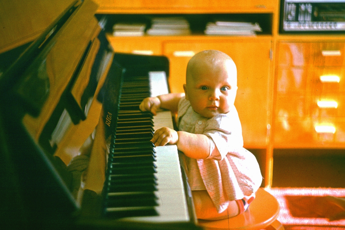 Esimene klaveritund