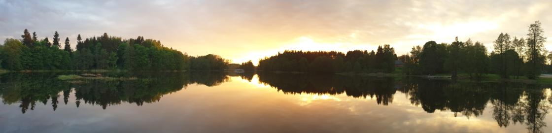 Õhtused järvekohinad