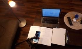 Distantsõpe – õpetaja kodune klassiruum