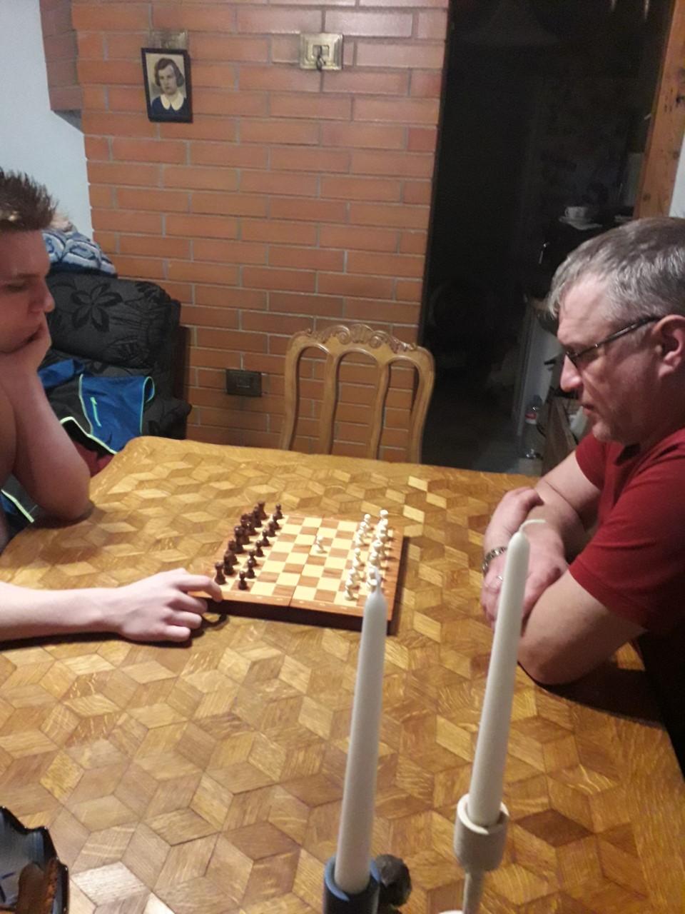 Maletajad Olustverest, isa ja poeg 7. jaanuaril 2021