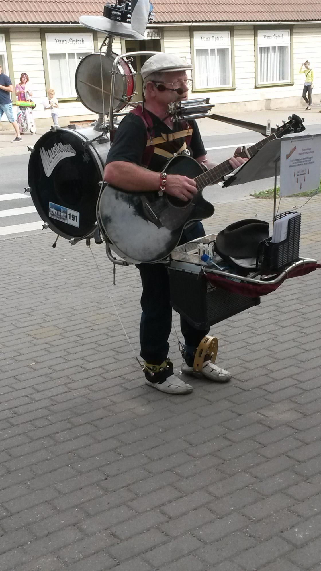 Mees nagu orkester